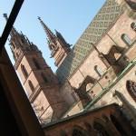 Basel church