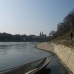 Basel river