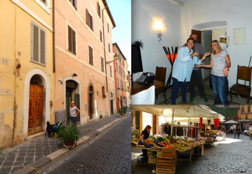Unterkunft Italien