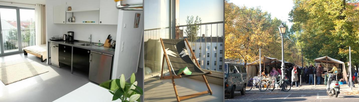 9flats Apartment Berlin