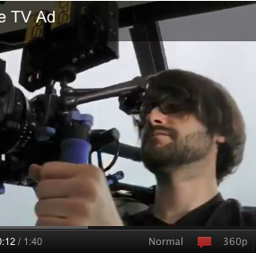 Making-of-tv ad 9flats