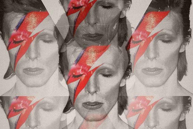 David Bowie erfand sich auch selbst immer wieder neu (Foto von Thuany Gabriela, Flickr)
